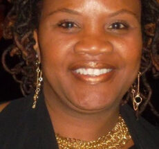 Photo of Angela Blount of the Action Alliance.